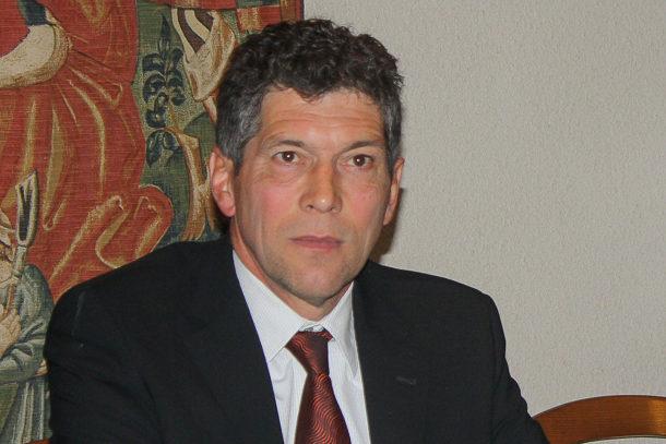 """Yves Licht assure la direction de l'entité """"carrelage"""" de l'entreprise Alain Licht. [©Entreprise Alain Licht ]"""