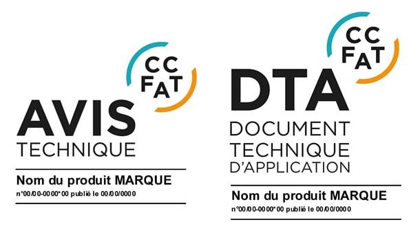 CSTB: Logos inédits pour les Atec et les DTA