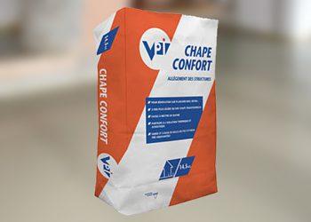 La Chape Confort de VPI promet d'être trois fois plus légère qu'une chape traditionnelle. [©VPI]