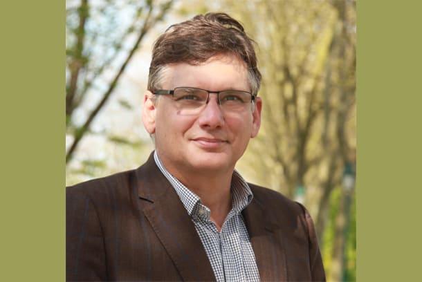 Jean-Marc Gallet de Saint-Aurin, président de Cinov Construction