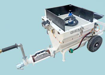Nouvelle pompe à vis électrique Giema TP5. [©Giema/PL2M]