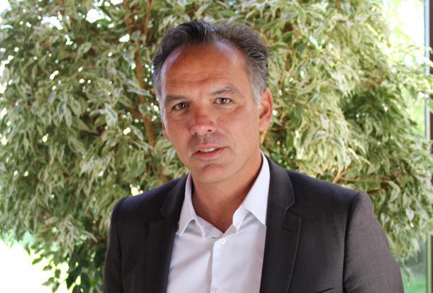 Fabien Tassel est le nouveau directeur commercial France chez Weber. [©Weber]