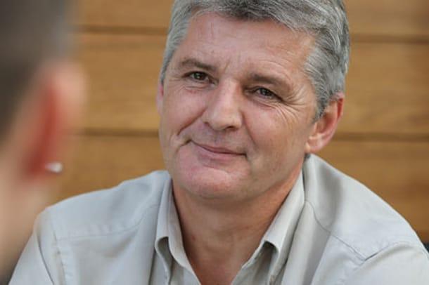 Thierry Ravon cumule les fonctions : directeur de Chape Liquide Charentaise et 3e vice-président de la Capeb Charente. [©Chape Liquide Charentaise]