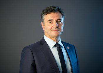 Dominique Métayer, président de l'Union nationale artisanale (Una) des maçons et des carreleurs. [Capeb]