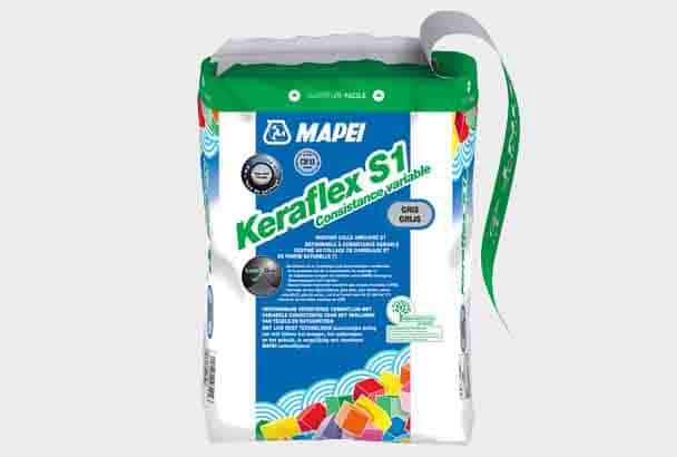 Avec Sprint, Mapei facilite l'ouverture de ses sacs. [©Mapei]