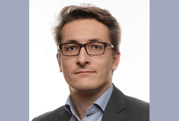 Vincent Lhomme, nouveau responsable marketing produits spécialité carrelage/sanitaire de BigMat. [©BigMat]