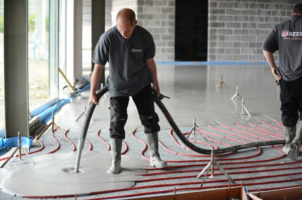 « Sur le chantier, le patron, c'est le chapiste. C'est lui qui prend la décision finale et qui estime qu'un chantier peut, ou ne peut pas, être coulé. » [©Piazza]