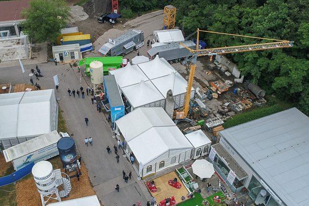Le salon triennal EPF a réuni quelque 4 000 visiteurs professionnels et 200 exposants durant trois jours. [©JT]