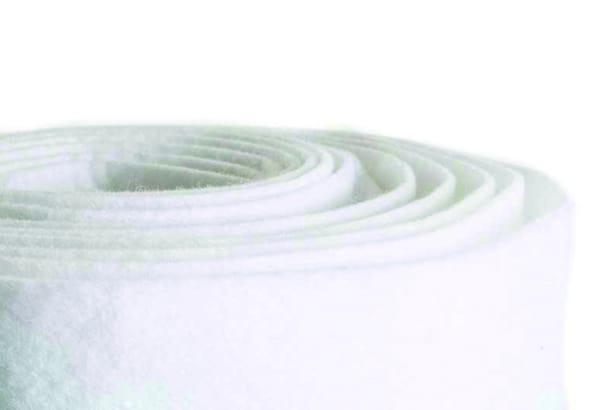 La sous-couche Trosil Tech MD6.5 de Trocellen permet de réaliser l'isolation acoustique sous une chape. [©Trocellen]