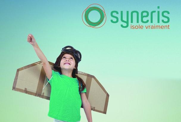 Depuis 2016, Syneris a isolé 1,4 M de m2 sur plus de 12 000 chantiers en France, au Benelux et en Italie. [©Syneris]