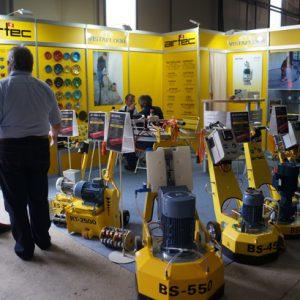 La gamme Airtec est, de manière aisée, identifiable et le fabricant suisse témoigne, par sa présence à l'EPF et à Batimat, d'une bonne dynamique internationale.[©JT]