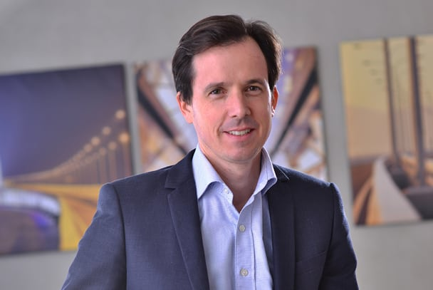 Julien Schloupt est le nouveau directeur général de Cermix France. [©Cermix France]