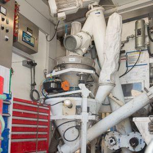 Unité de pesage, garantissant une facturation eu kilogramme prêt.[©ACPresse]
