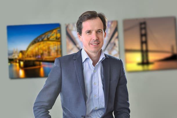 Julien Schloupt, directeur général de Cermix France. [©Cermix]