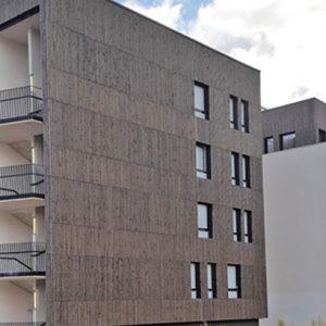 La rénovation de la cité scolaire Honoré d'Urfé de Sant-Etienne (42) a été confiée à Architecture Studio et Cimaise Architectes [©Astruc]