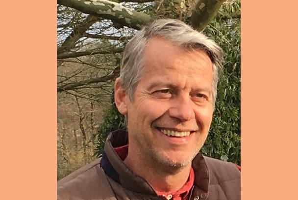 Fabian Larrieu, gérant de l'entreprise La Chape Fluide Larrieu, à Tarbes. [©La Chape Fluide Larrieu]