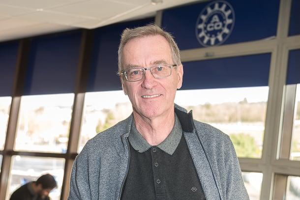 """Guy Kreydenweiss, fondateur et gérant de """"La boutique du chapiste"""". [©La Boutique du chapiste]"""