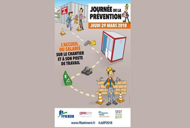 La Journée de la prévention se déroulera le 29 mars 2018. [©FFB]