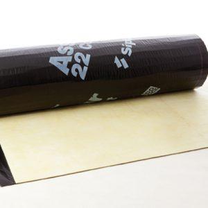 Assour 22 Confort affiche une capacité d'absorption de bruit de choc, ΔLw de 22 dB.[©Stéphane Danna/Realis pour Siplast]