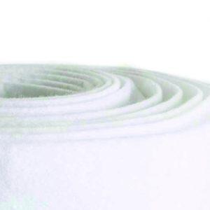 La sous-couche Trosil Tech MD6.5 de Trocellen permet de réaliser l'isolation acoustique sous une chape.[©Trocellen]