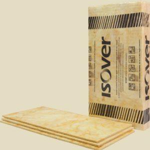 Domisol LR est un panneau résilient en laine de roche non revêtue. [©Isover]