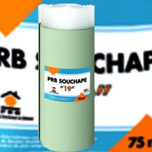 Un rouleau de PRB Souchape19 permet de recouvrir 75 m2de surface[©PRB]