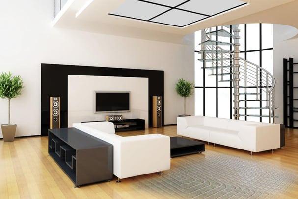 Aujourd'hui en France, une maison neuve sur trois utilise en rafraîchissement le plancher chauffant/rafraîchissant basse température.