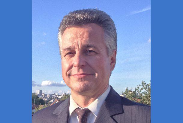 Laurent Frouin, directeur innovation et recherche pour le groupe Ecocem. [©Ecocem]