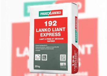 192 Solchape Express devient désormais 192 Lanko Liant Express. [©Parexlanko]