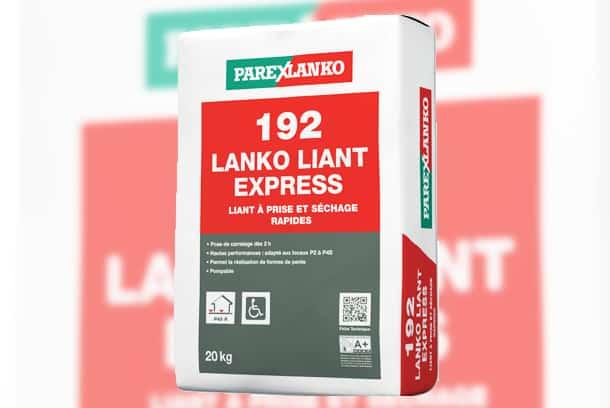 192 Lanko Liant Express, nouveau nom, nouveau DTA