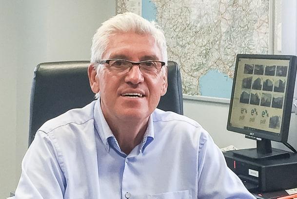 Christian Savignard directeur général de Transmanut.
