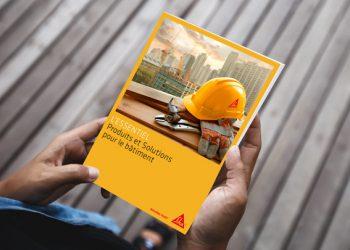 """Sika vient de publier un nouveau guide """"L'Essentiel Sika"""", destiné aux professionnels du bâtiment et des travaux publics."""