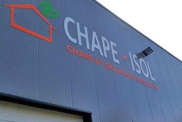 Pour continuer de se développer, Chape-Isol a quitté la pépinière d'entreprise de Cernay pour de nouveaux locaux dans la même ville. [©Chape-Isol]