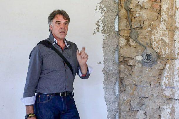 Yannic Santandreu, directeur technique de BCB Tradical (groupe Lhoist). [©Lhoist]
