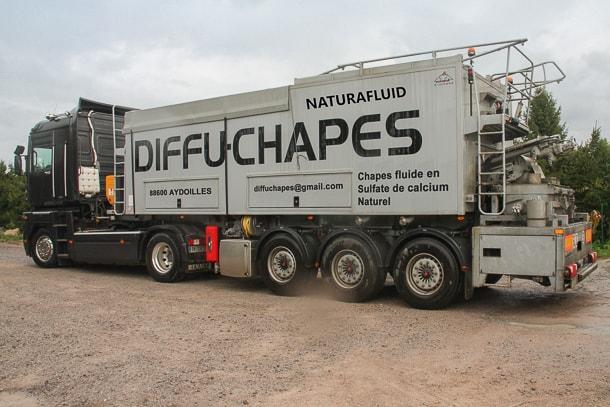 Diffu-Chapes vient d'obtenir son premier DTA pour sa Naturafluid. [©Diffu-Chapes]