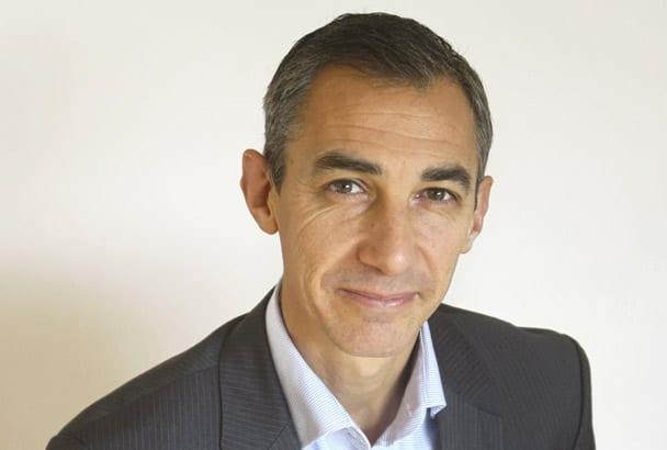 Nicolas Guillou est chef de marche national pour la gamme béton prêt à l'emploi chez Edilteco. [©Edilteco]