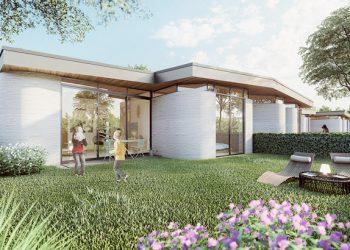 Les cinq maisons de Viliaprint seront achevées à l'horizon 2020. [©Agence Coste Architectures]