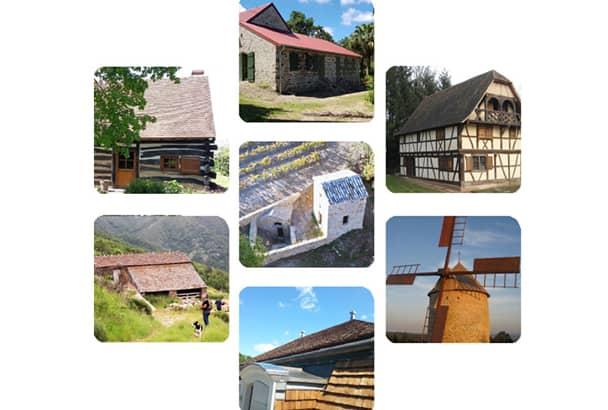 """Maisons paysannes - concours """"Architecture & Patrimoine"""""""