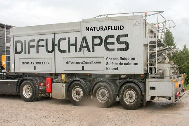 La Naturafluid de Diffu-Chapes est sous DTA