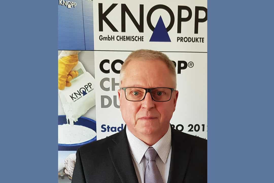 Knopp : Accompagner l'évolution du marché de la chape