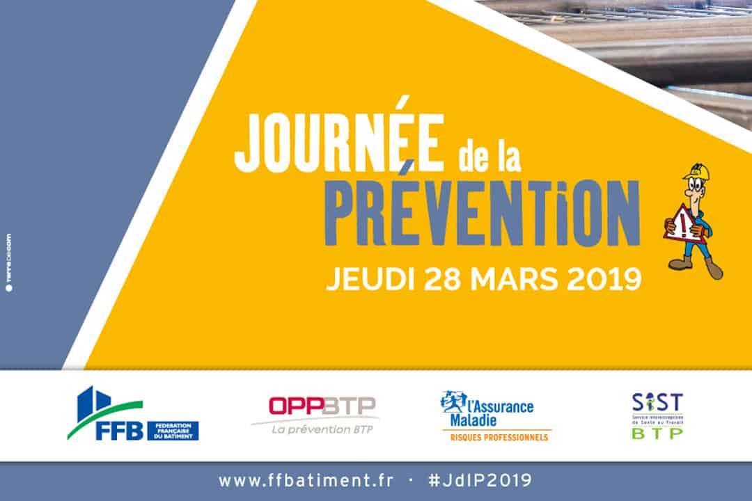 La Journée de la prévention 2019 se tiendra le 28 mars prochain. [©FFB]