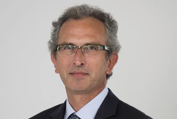 Gérard Persuy est le chef de marché isolation, étanchéité et sol chez Knauf. [©Knauf]