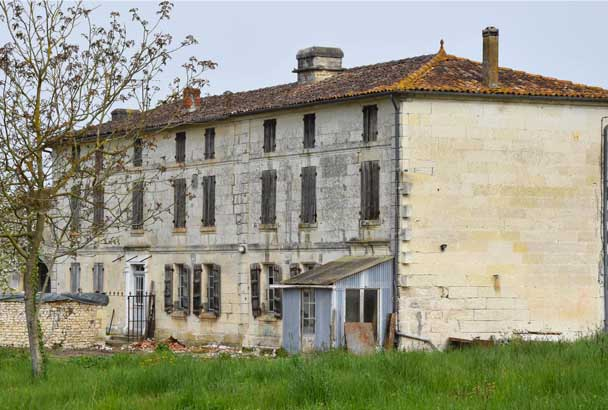 La rénovation lourde, un marché également porteur pour les chapes ciment et anhydrite. [©Gérard Guérit]