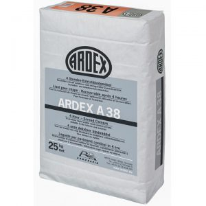 Avec son effet durcisseur Ardurapid, Ardex accélère les mises en œuvre et optimise les performances des chapes. [©Ardex]