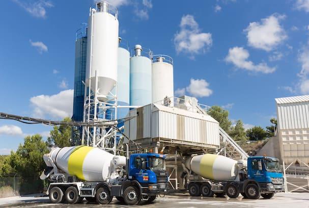 Avec trois sites de production et 77 camions, Bronzo Perasso dessert l'ensemble de la métropole marseillaise. [©Bronzo Perasso]