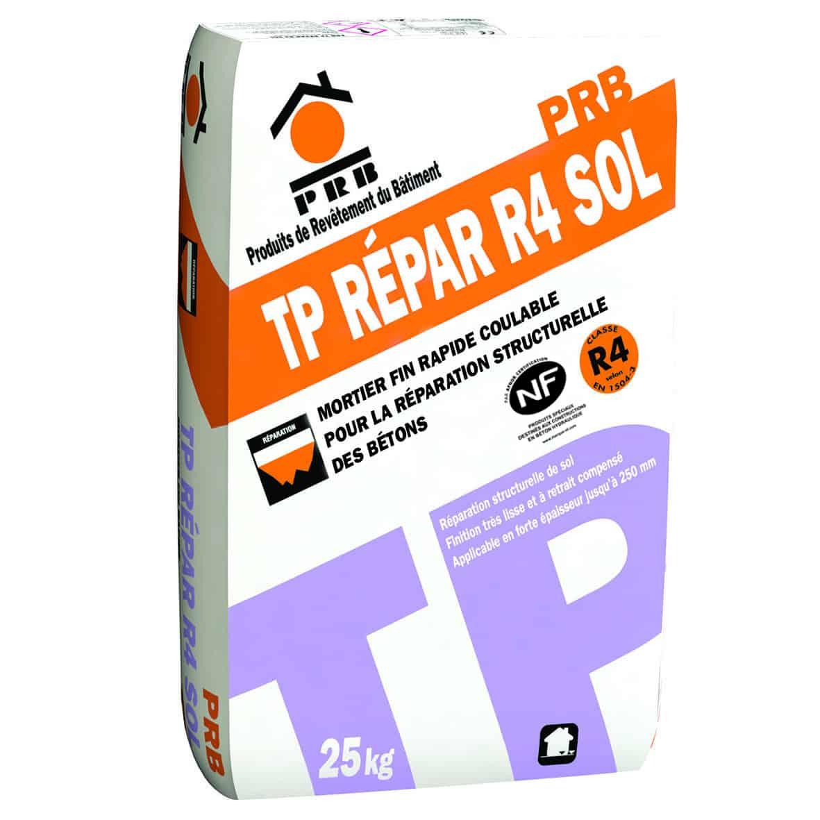 PRB TP REPAR R4 SOL