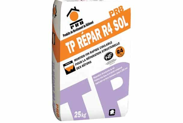 PR REPAR R4 SOL en sac 25 kg.