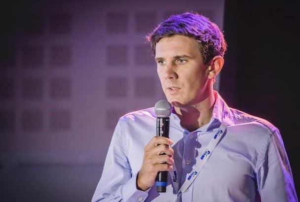 Stéphane Francotte est Chef de Produits Machines à mortier chez PL2M.