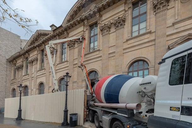 Anhydritec : Le musée des Arts Décoratifs revoit ses planchers