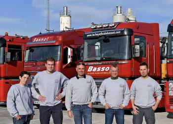 L'histoire de l'entreprise Bassot est une saga familiale. [©Basso]